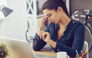 stress on work and careers brisbane