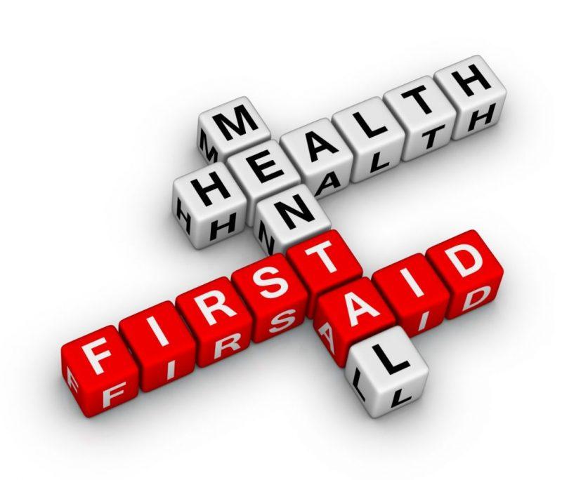 mental health first aid qld