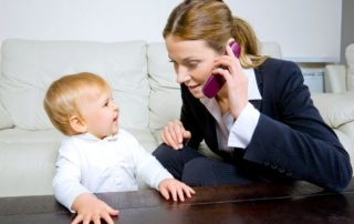 pressure return to work mums