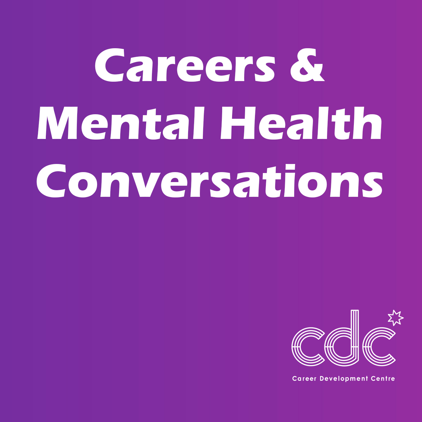 Careers Mental Health Conversations Podcast Listen Right Here