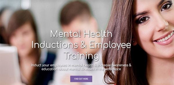 mental health inductions for employees