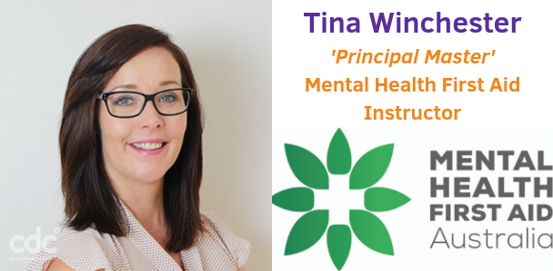 principal master mental health first aid instructor in brisbane