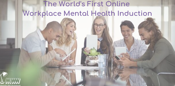 mental health elearning courses employees