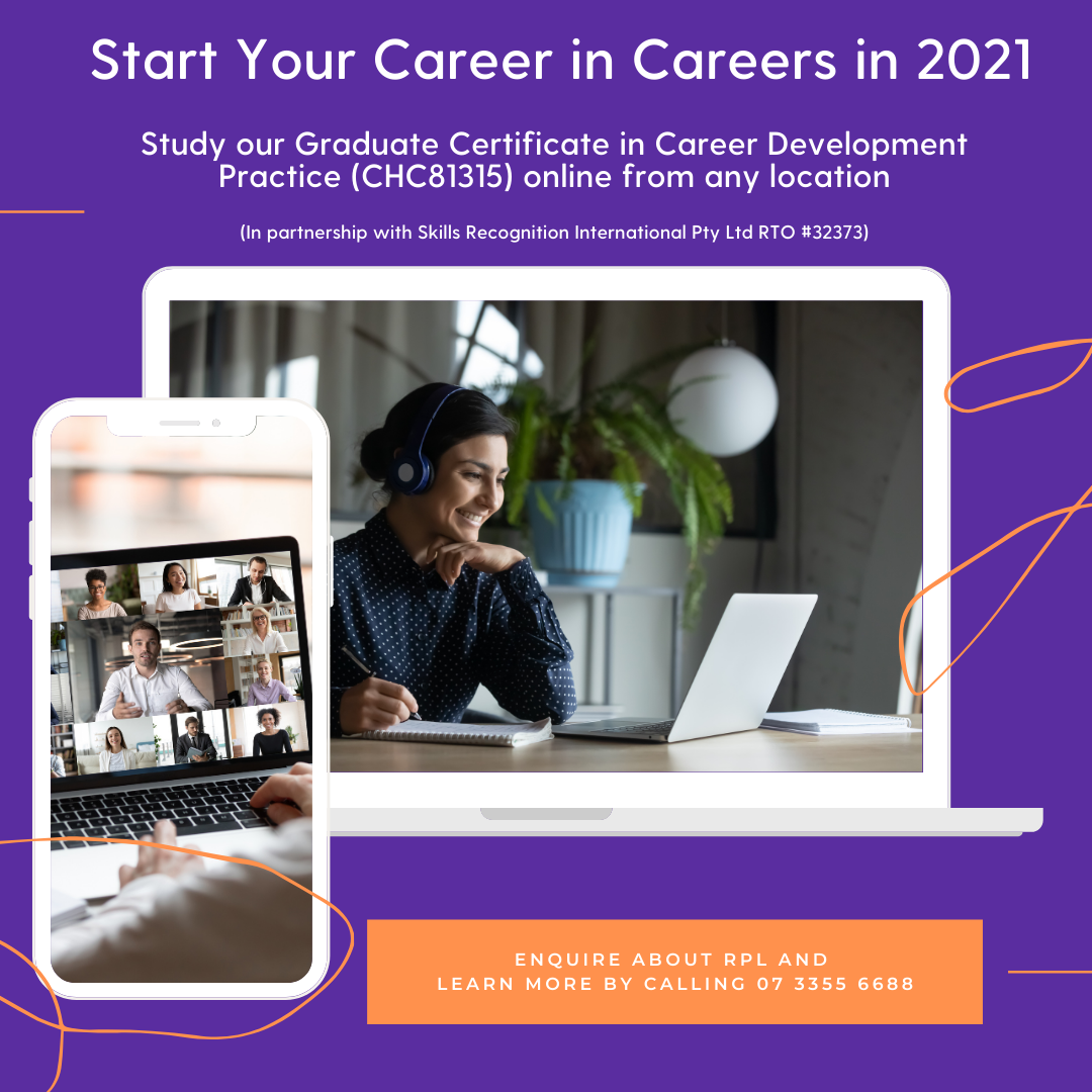 career development graduate certificate course